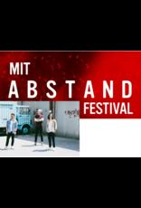 MIT ABSTAND FESTIVAL FREITAG, 2. Juli 2021 FOLKSHILFE