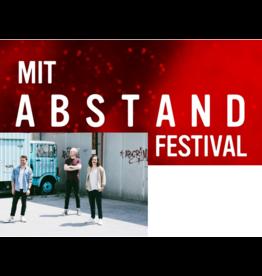 FOLKSHILFE beim MIT ABSTAND FESTIVAL FREITAG, 2. Juli 2021