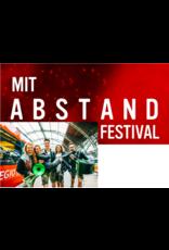 MIT ABSTAND FESTIVAL SAMSTAG, 3. Juli 2021 DIE DRAUFGÄNGER