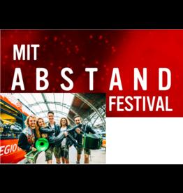 DIE DRAUFGÄNGER  beim MIT ABSTAND FESTIVAL SAMSTAG, 3. Juli 2021