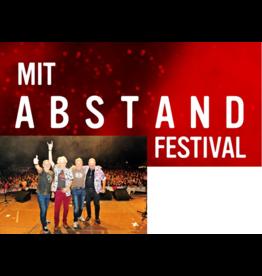 WIR 4 beim MIT ABSTAND FESTIVAL SAMSTAG, 26. Juni 2021