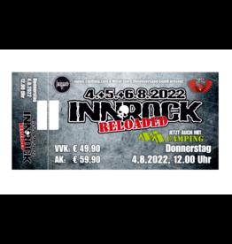 INNROCK reloaded  DONNERSTAG, 04.08.2022