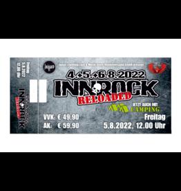 INNROCK reloaded FREITAG, 05.08.2022