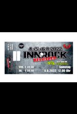 """Ticket fürs """"INNROCK reloaded"""" für Samstag, 06. August 2022"""