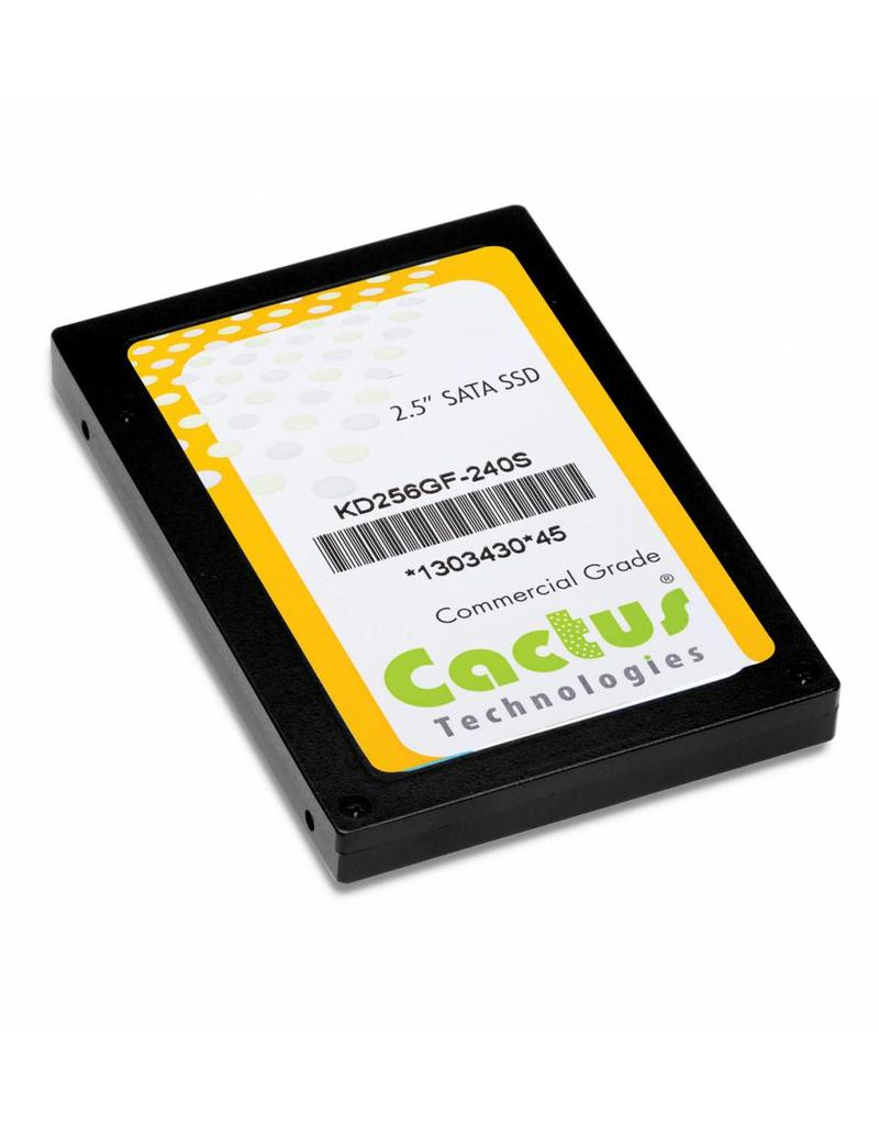 Cactus Technologies Limited KD256GFI-240S, 2.5 Inch SERIAL ATA SSD, Cactus-Tech