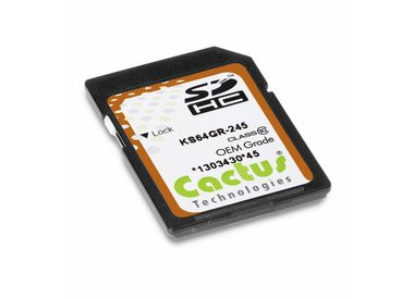 SD Cards - Industrial Grade