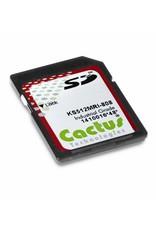 Cactus Technologies Limited KS512MRI-808, SD-Karte SLC NAND, Cactus-Tec