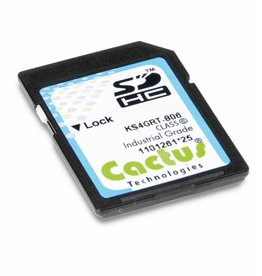 Cactus Technologies Limited KS128MRIT-806 SD Card