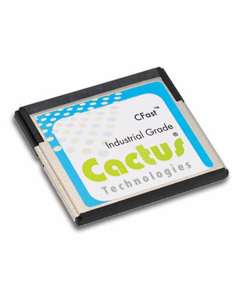 Cactus Technologies Limited KC8GFI-900S, CFast SLC Flash Storage, Cactus-Tech