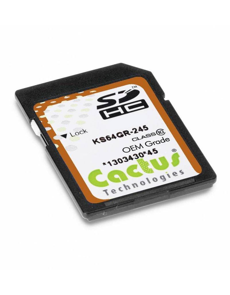 Cactus Technologies Limited KS4GRI-245, SD-Karte PseudoSLC NAND, Cactus-Tech