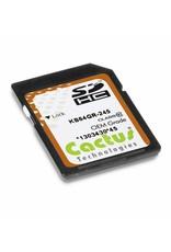 Cactus Technologies Limited KS64GR-245, SD-Karte PseudoSLC NAND, Cactus-Tech