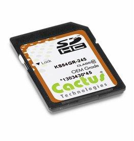 Cactus Technologies Limited KS64GR-245 SD-Karte