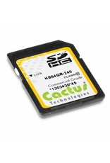 Cactus Technologies Limited KS16GR-240, SD Card MLC NAND, Cactus-Tech