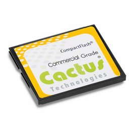 Cactus Technologies Limited KC128GR-240 CF Card