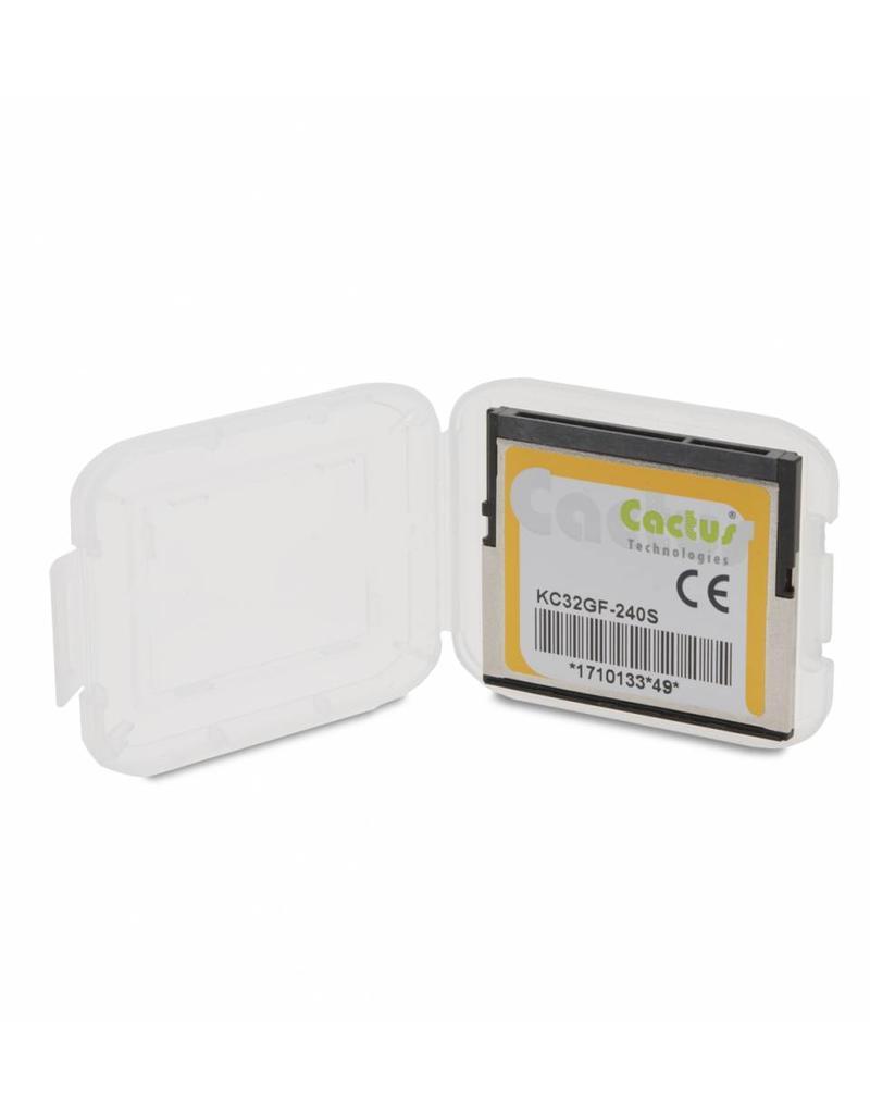 Hülle für CFast, CompactFlash, SD oder microSD Karten