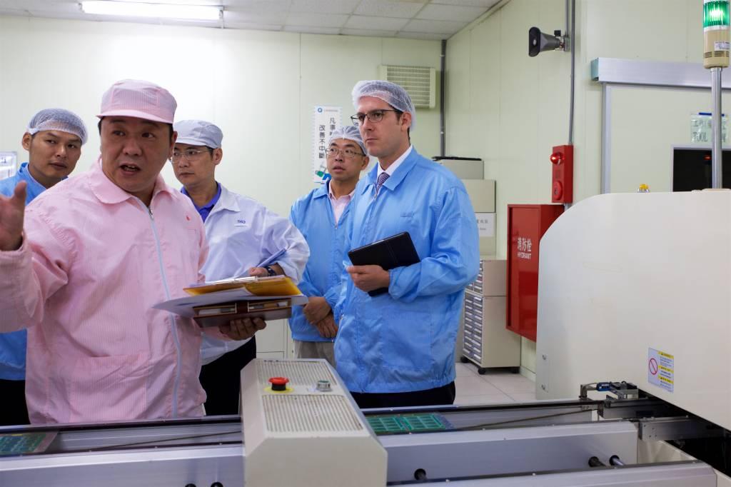 Produktion von NAND-Flash-Speichern in Taiwan – zu Besuch bei Cactus Technologies