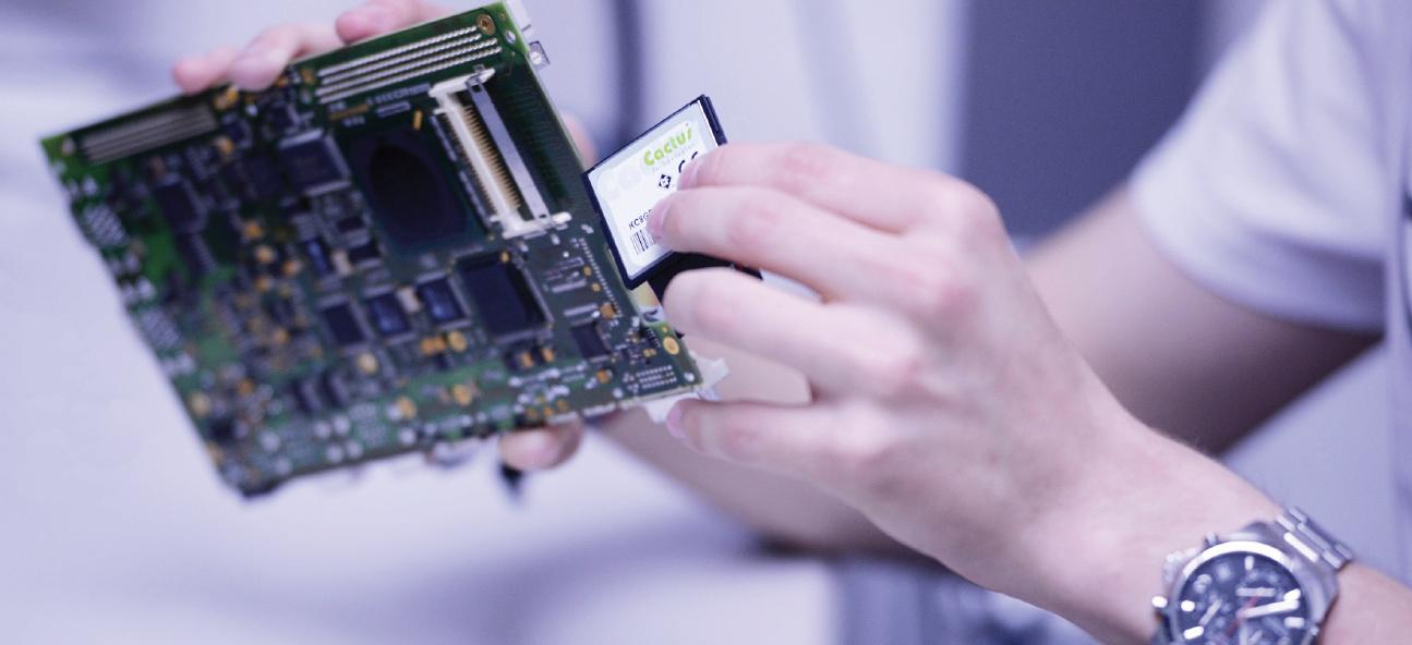 Evaluation industrieller NAND-Flash-Speicher – Vorsicht Stolpersteine!