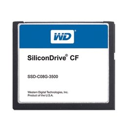 Cactus Technologies Ersatzprodukt SiliconDrive 1GB CF Card SSD-C01G-3876