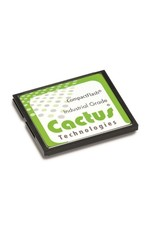 Cactus Technologies Ersatzprodukt  SiliconDrive 512MB CF Card, SLC NAND Flash (Cactus Ersatzprodukt)
