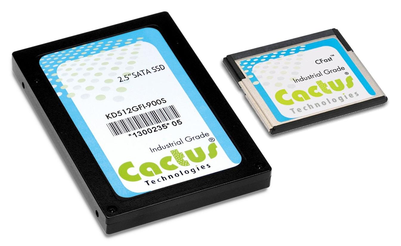 End-of-Life-Ankündigung: Cactus Technologies 900S, 808 und 300 Serie