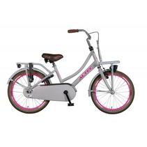 Altec Urban 20 inch Transportfiets Grijs/Roze