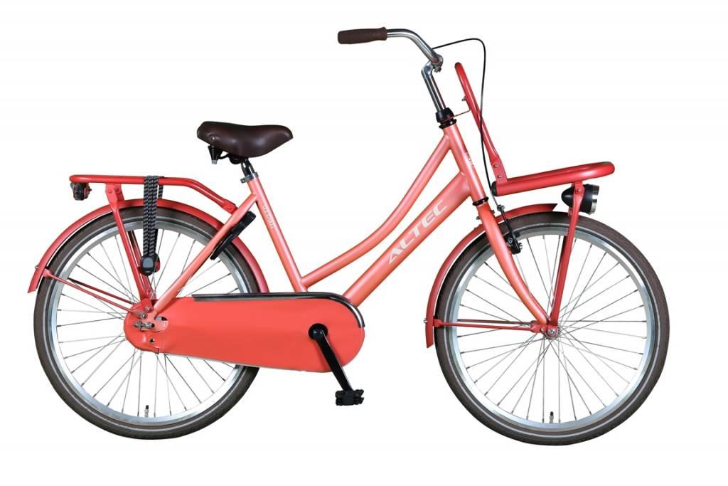 Altec Urban 24 inch Transportfiets Stain Red