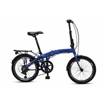 Mosso Marine 20 inch Vouwfiets 6v