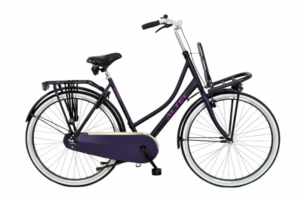 Altec Urban Transportfiets 57cm Dark Magneto 28 inch