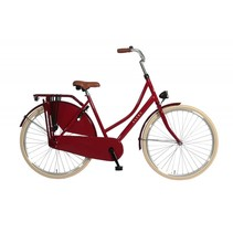 Altec London Omafiets 28 inch  Maroon 55cm