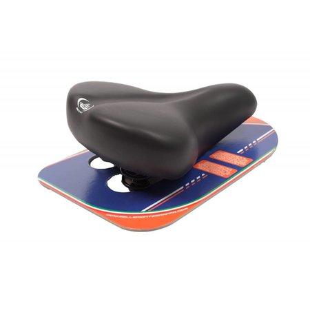 Zadel Monte Grappa America Nero Zwart N061 OP KAART