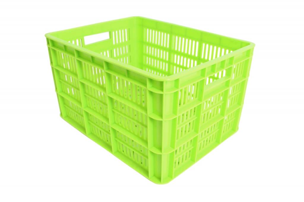 Altec Kunststof Krat Medium 40x31x23 Groen