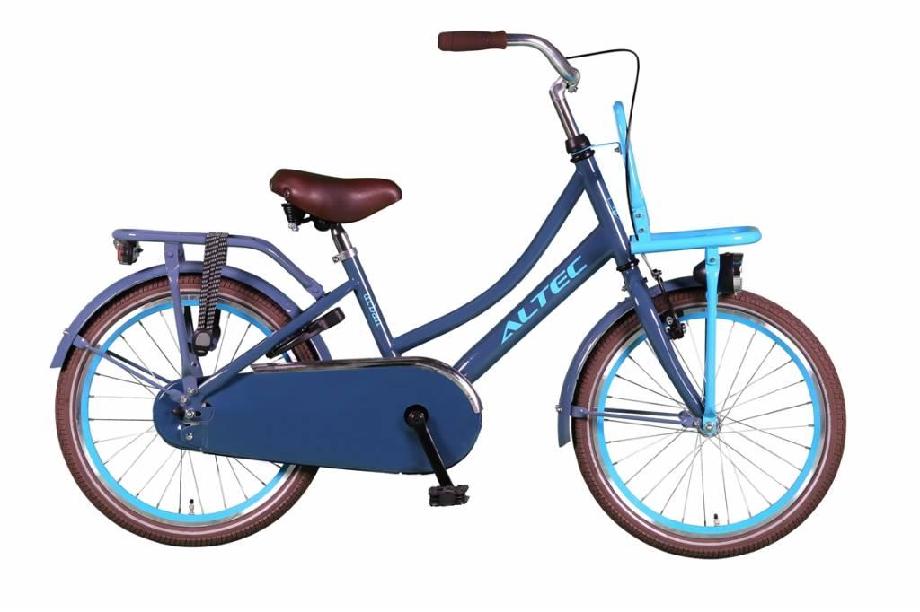 Altec Urban 22 inch transportfiets Slate Grey