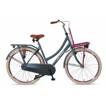 Altec Urban Transportfiets 28 inch  53cm Gray Pink