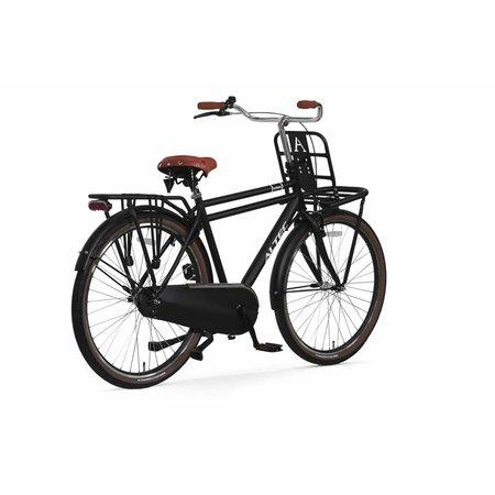 Altec Altec Urban Transportfiets 28inch  Heren 63 cm Zwart