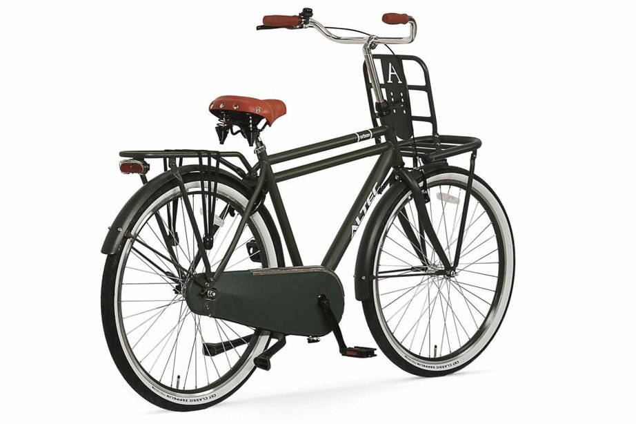 Altec Urban Transportfiets 55cm Army Green 28 inch