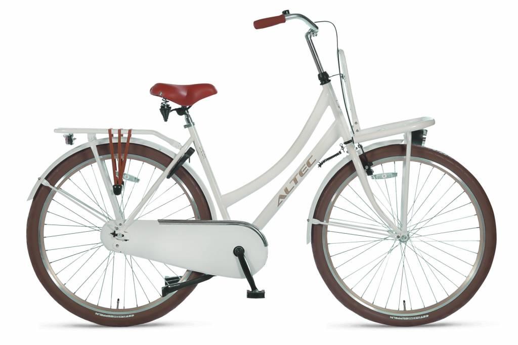 Altec Urban Transportfiets 53cm Pearl White 28 inch