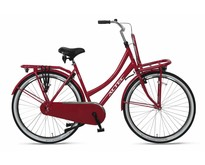Altec Urban Transportfiets 53cm Fire Red 28 inch
