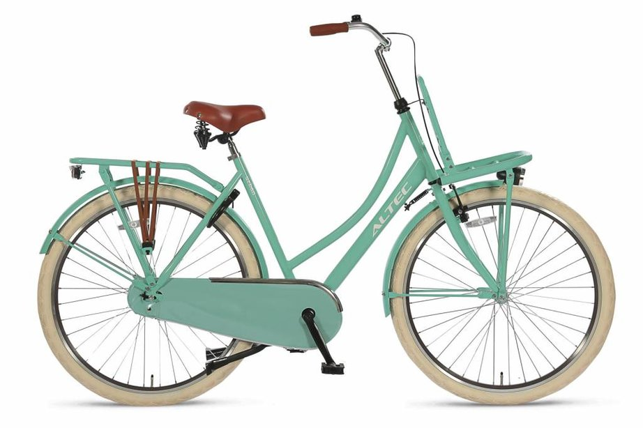 Altec Urban Transportfiets 57cm Ocean Green 28 inch