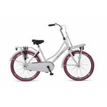 Altec Urban Transportfiets 24 inch Pearl White