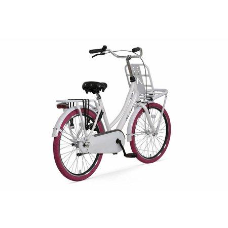 Altec Altec Urban Transportfiets  22 inch Pearl White