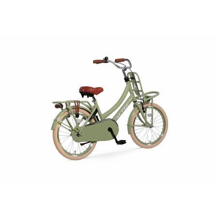 Altec Altec Urban Transportfiets 20 inch  Green