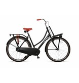 Altec Urban transportfiets 57cm  Zwart 28 inch