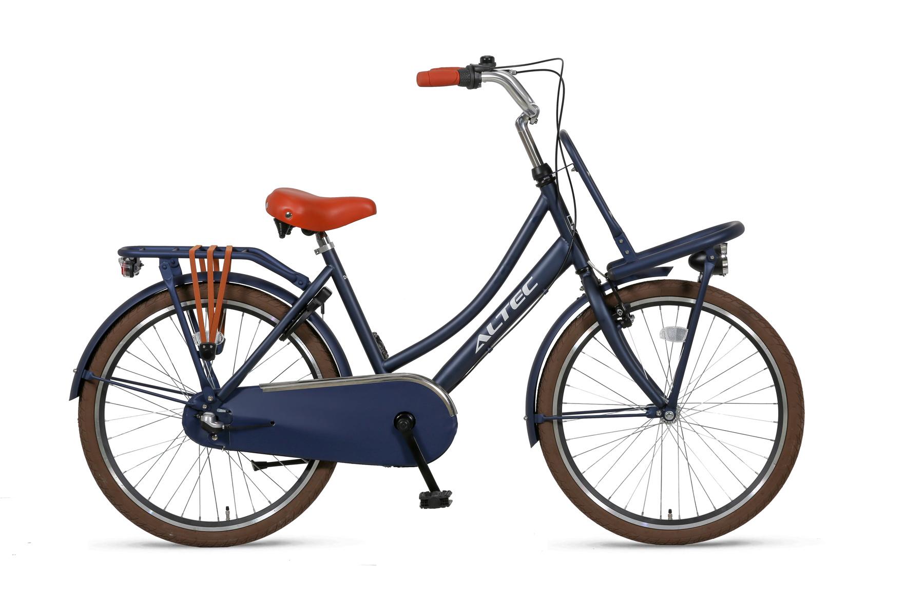 Altec Altec Dutch Transportfiets 24 inch Jeans Blue