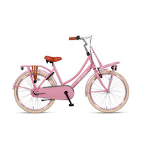 Altec Dutch Transportfiets 24 inch 3v Roze