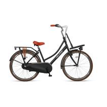 Altec Dutch Transportfiets  26 inch Zwart