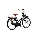 Altec Altec Dutch Transportfiets 28 inch  50cm Zwart