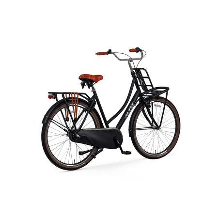Altec Dutch Transportfiets 28 inch 57cm Zwart