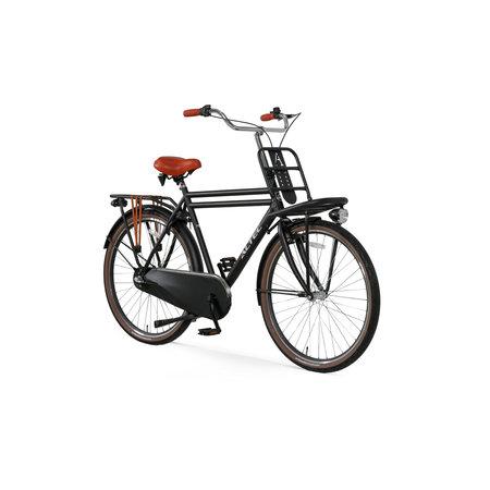 Altec Dutch Transportfiets 28 inch Heren 61cm Zwart