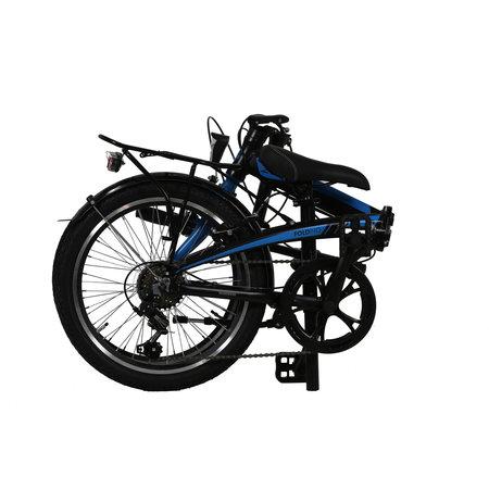 Altec Altec Vouwfiets 20 inch Zwart Blauw