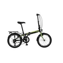 Altec Vouwfiets 20 inch Zwart Groen